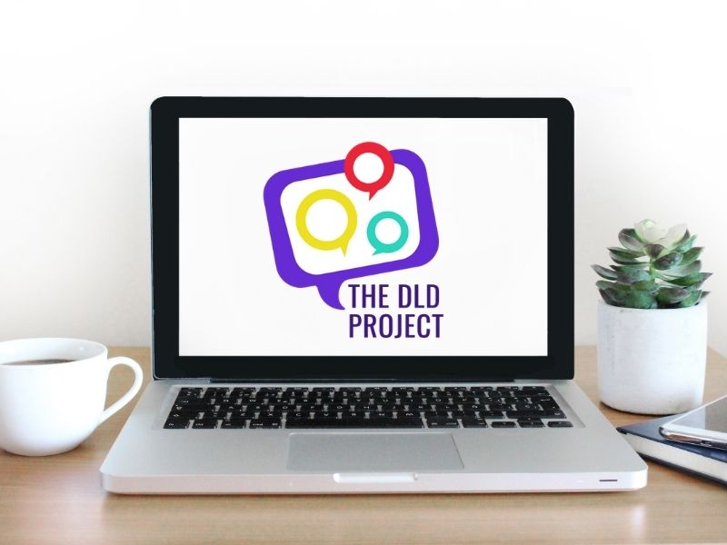DLD Project on laptop