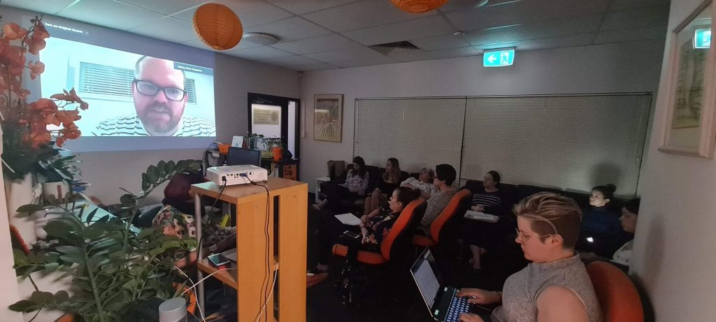 Freemantle Speech Pathology DLD Training