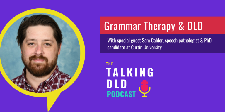 Grammar Therapy and DLD