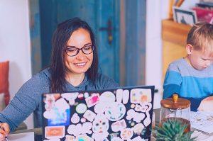Coordinating your child's Multidisciplinary team mum and child
