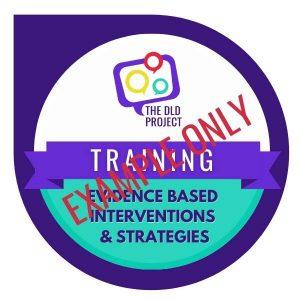 EB Interventions & Strategies Digital Credential