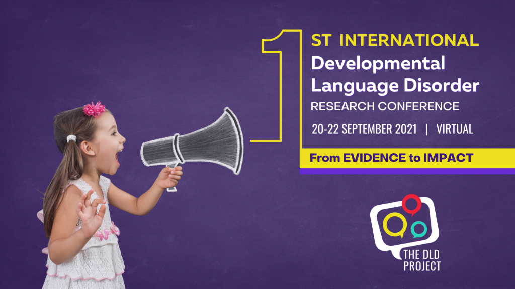 International Developmental Language Disorder Research Conference Web