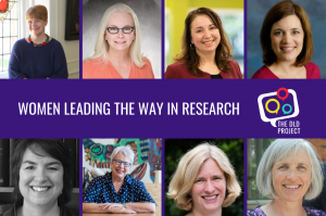 Women leading the way in DLD research