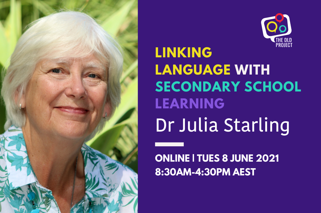 Linking Language with Secondary School Learning | Tuesday 8 June